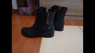Amazing repair zip and heel. oprava zipsu a opätku