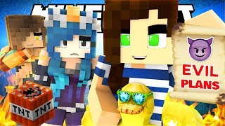 SHE BETRAYED US!! | The Deep End Minecraft Survival | Episode 9
