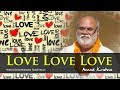 Love Love Love (with Indonesian subtitles) | Anand Krishna