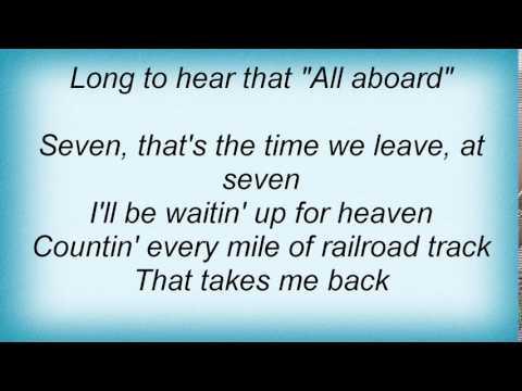 Les Brown - Sentimental Journey Lyrics