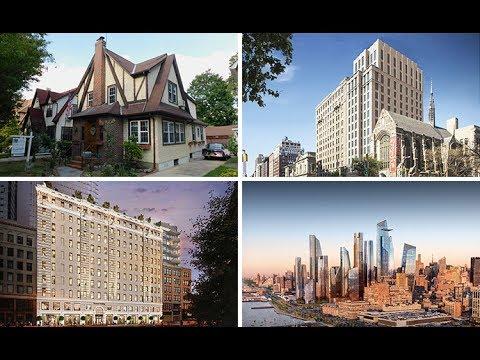 NYC real estate's week in numbers