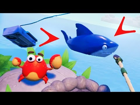 WE JUST KILLED ANN THE SHARK!?!! (Island Time VR HTC Vive)