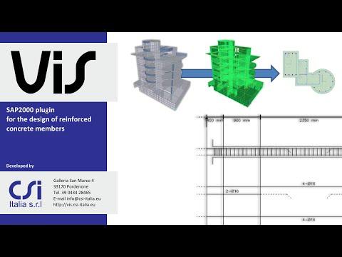 Sap2000 V18 Tutorial │ Reinforced Concrete Structures Doovi