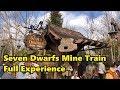Seven Dwarfs Mine Train | Full Experience | Magic Kingdom | Walt Disney World