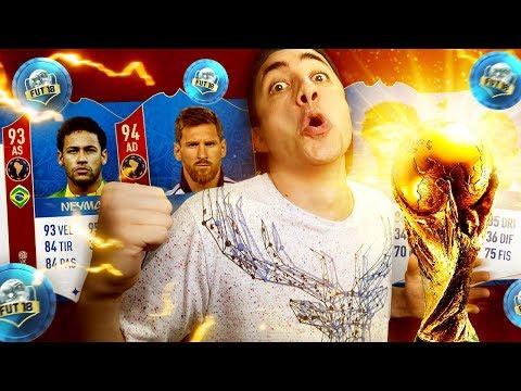 I GIOCATORI PIÙ VELOCI DEL MONDIALE !!! - DRAFT CHALLENGE (FIFA 18)