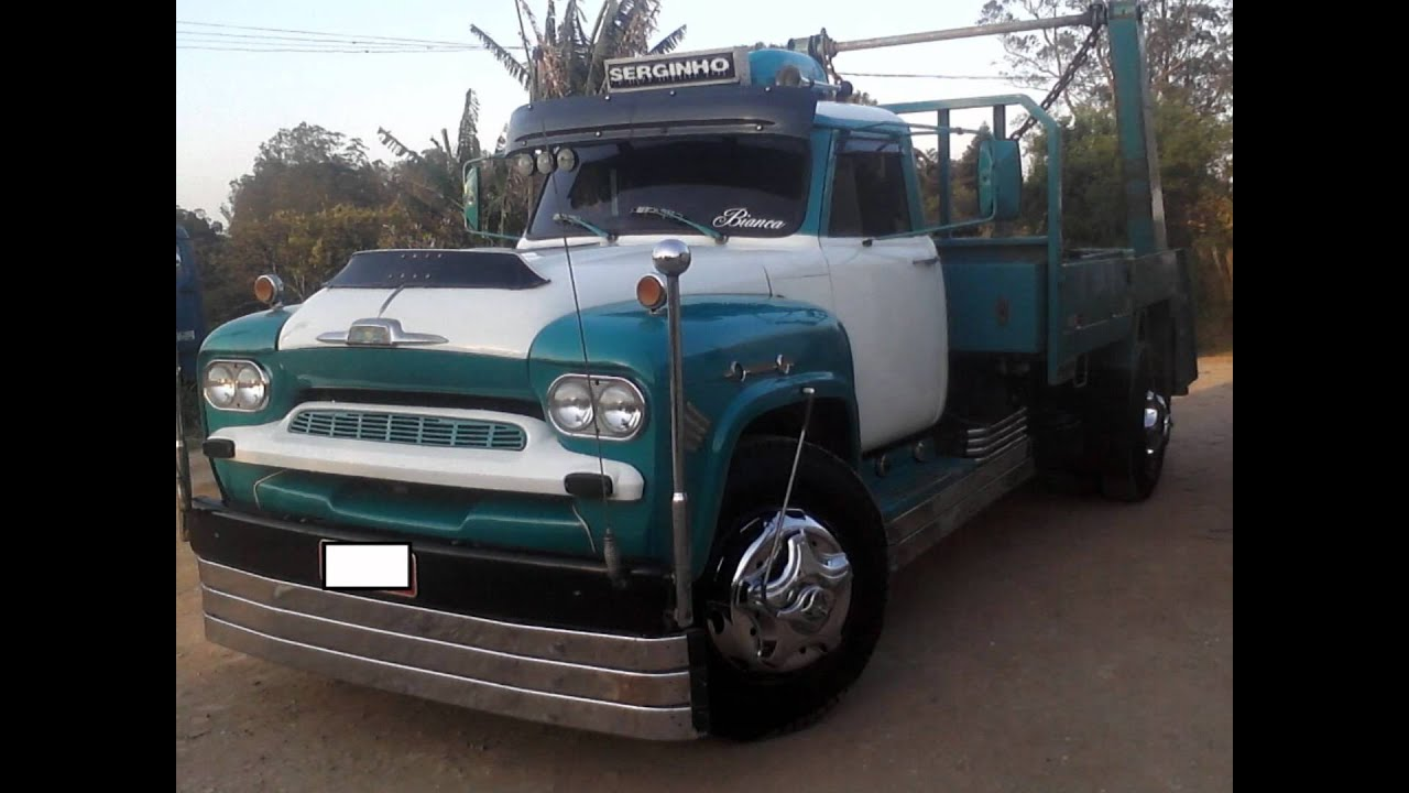 1968 Chevy Truck  YouTube
