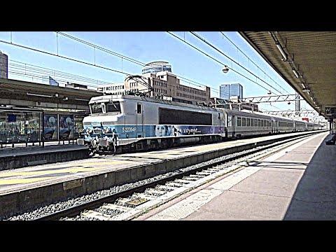 Gare de Lyon Part-Dieu - TGV, AVE, TER, Intercités et Fret
