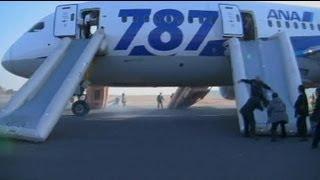 Dreamliner da Boeing acumula problemas de segurança