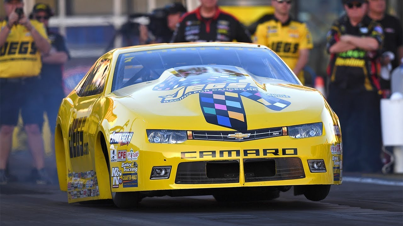 Jeg Coughlin Jr. powers to Friday pole at Auto Club Finals