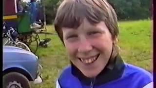 IME DE TRELEAU - PONTIVY -  Camp roulottes - Juillet 1993