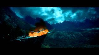 the hobbit eagle rescue film version