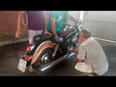 Покупка Мотоцикла / HONDA SHADOW A.C.E 400