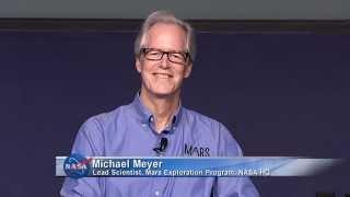 Measuring Mars