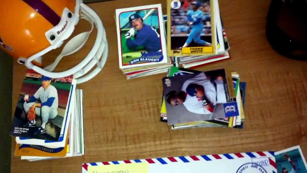 how to get a baseball autograph through the mail youtube