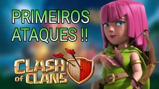 Batalhando Na Base do Construtor !! - Clash of Clans