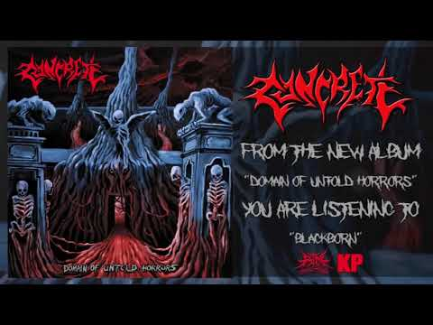 Concrete - Domain of Untold Horrors (Full Album Stream)