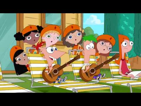 [HD] Watchin' and Waitin' - Phineas and Ferb Sing Along