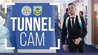 Tunnel Cam | Leicester City vs. Burnley | 2018/19