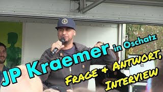 JP Kraemer von JP Performance - FANTALK in Oschatz beim Gruma MB Offroad Fahren 15.09.2018