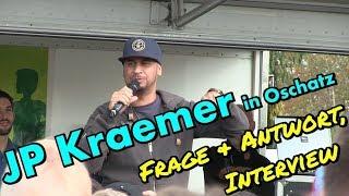 JP Kraemer von JP Performance Interview FANTALK live in Oschatz - Gruma MB Offroad Fahren 15.09.2018