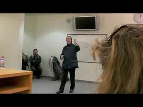 Charlie George in the Emirates Changing Rooms