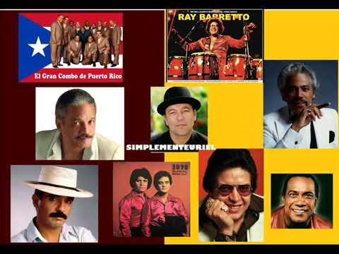 CLASICOS DE LA SALSA   La Fania All Stars  20 Exitos
