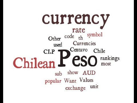 Chilean Currency - Peso