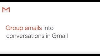 How To: Group emails into conversations