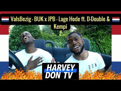 ValsBezig - BUK x JPB - Lage Hode ft. D-Double & Kempi Reaction Harvey Don TV
