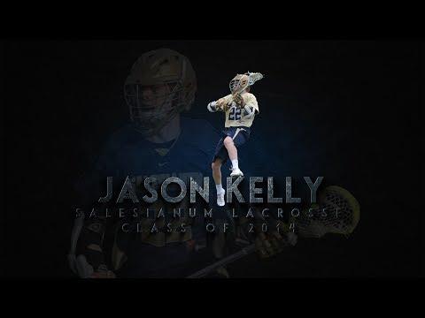 Jason Kelly  Salesianum Lacrosse Cinematic film
