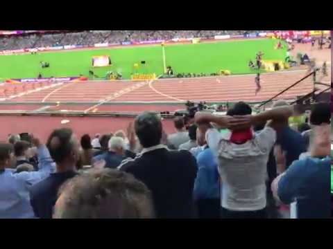 Sally Pearson wins 100m Hurdles Women Final IAAF World Championships London 2017