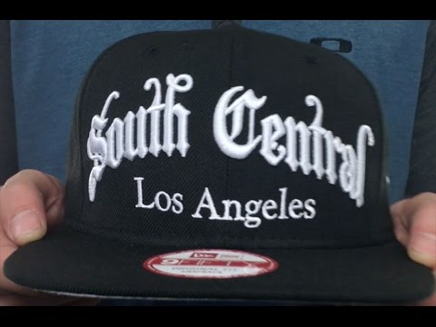 1d1e1108501f00 ... low price compton arch south central snapback black hat by new era  6ada4 44dc9