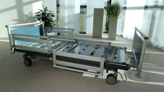 Our new clinic beds Impulse 300 KL and Impulse 400 KL