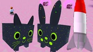 СИМУЛЯТОР МАЛЕНЬКИХ ЖИВОТНЫХ ПИТОМЦЕВ в ROBLOX с КИДОМ! Милые котики, собачки и англел, зомби #КИД