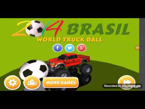 USA V NIGERIA World Truck Ball #1