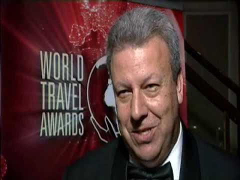 George Cohen, Managing Director, Saxon Boutique Hotel & Spa @ WTA Grand Final 2009