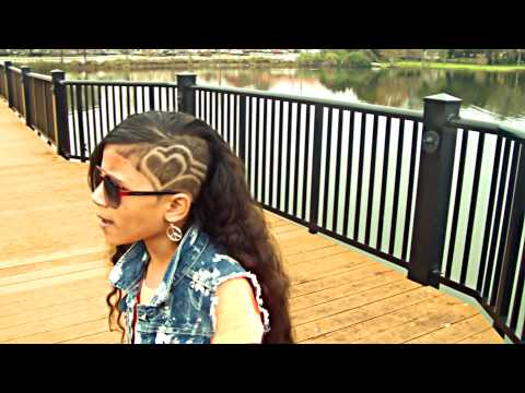 "BABY KAELY ""BLOW UP"" NOW 9 YEAR OLD KID RAPPER!!!"