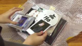 Aiolos Third Photobook Heartbreaker (EXO Sehun) + other fansite merch