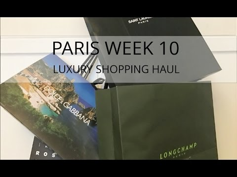 LIFE IN FRANCE Week 10 | Shopping Haul