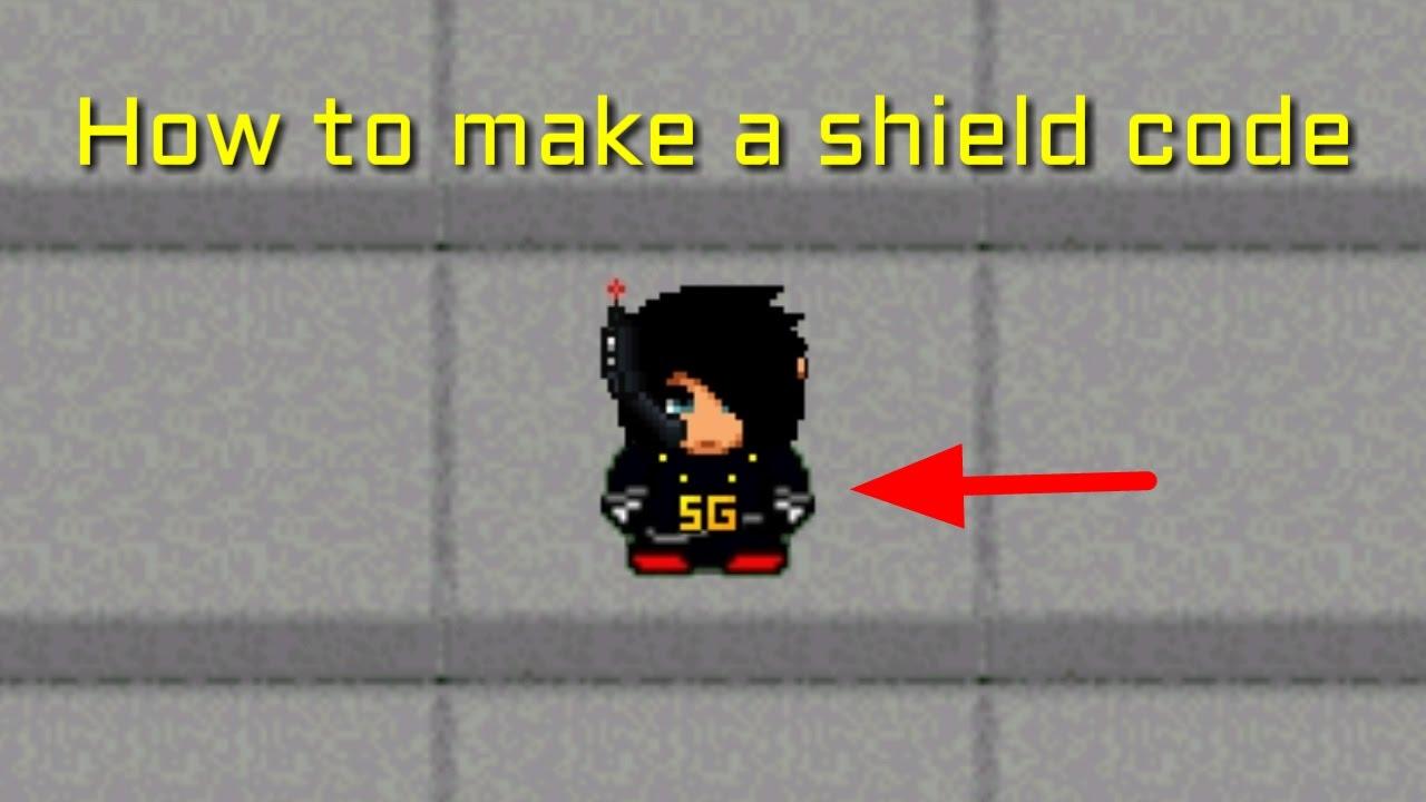 Graal Era - how to create shield code - YouTube