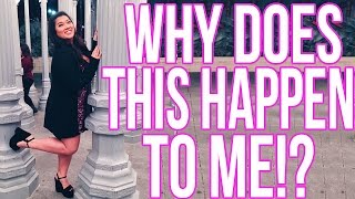 why does this happen to me vlogmas day 16