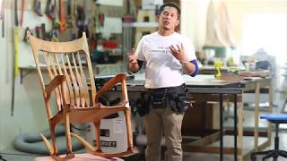 Rocking Chair by NAZ Carpentry