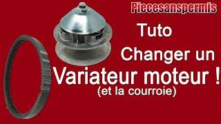 TUTO : CHANGER UN VARIATEUR MOTEUR !