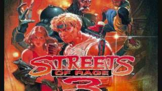 Streets of Rage 3 OST, T21: Cycle II (Round 7-2B)