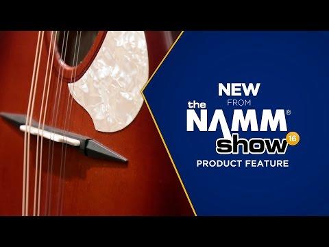 Live at NAMM 2016 - Seagull S8 Mandolin SG