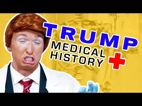 DONALD TRUMP'S MEDICAL HISTORY (BTS)
