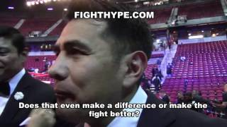 MARCO ANTONIO BARRERA REACTS TO MAYWEATHER WATCHING PACQUIAO-VARGAS; TALKS MAY-PAC REMATCH