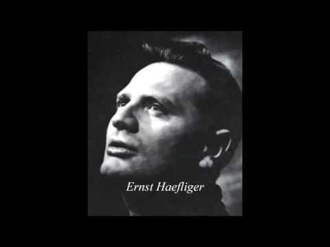 "Bach : Messe in h moll ""Benedictus"" Ernst Haefliger, Tenor (In Japan 1969 Live)"