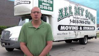 All My Sons Chicago moving and storage presentation