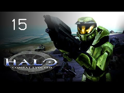Let's Play Halo: Combat Evolved (SPV3) - 15 - Dust & Echoes